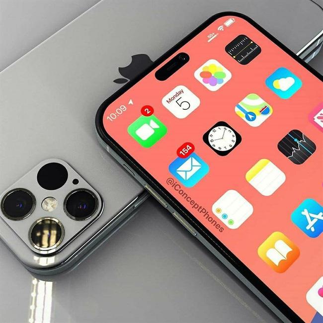 iPhone 13 chưa ra mắt, iPhone 14 đã lộ diện với những đột phá thú vị - Ảnh 1.
