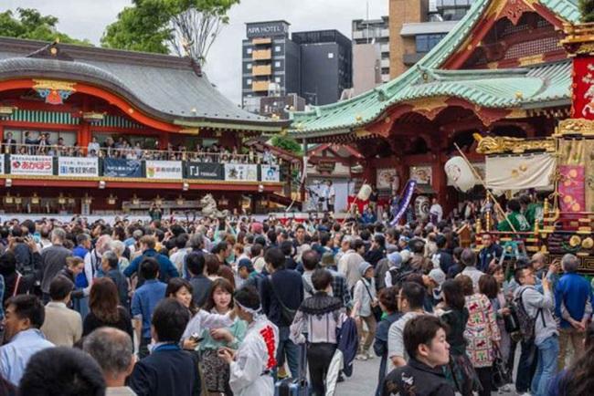 Nhật Bản: Những điểm nhấn kỳ thú trong các lễ hội chào Hè 2021 - Ảnh 4.