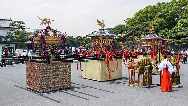 Nhật Bản: Những điểm nhấn kỳ thú trong các lễ hội chào Hè 2021 - Ảnh 5.