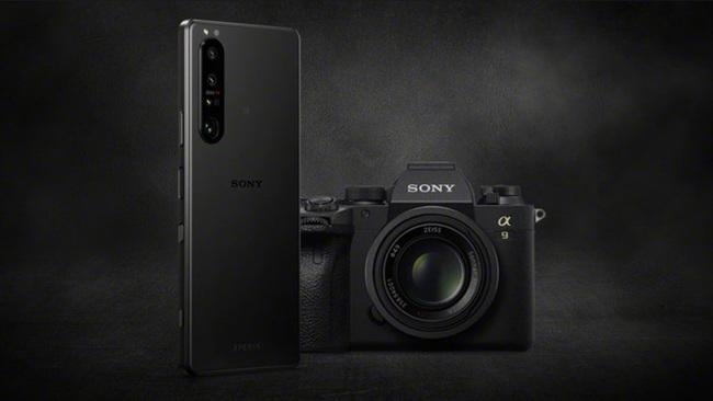 Cận cảnh Sony Xperia 1 Mark III: Siêu phẩm đầu tiên có màn hình 4K HDR, 120Hz, giá bất ngờ - Ảnh 6.