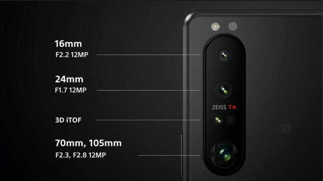 Cận cảnh Sony Xperia 1 Mark III: Siêu phẩm đầu tiên có màn hình 4K HDR, 120Hz, giá bất ngờ - Ảnh 7.