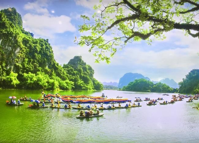 Điểm đặc biệt của Năm Du lịch Quốc gia 2021-Lễ hội Hoa Lư - Ảnh 3.