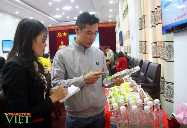 Lai Châu: Phát triển sản phẩm OCOP tạo động lực xây dựng nông thôn mới - Ảnh 4.