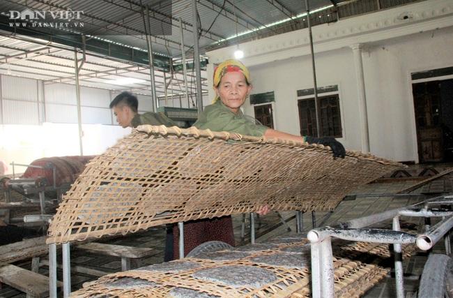 Hà Tĩnh: Thứ bánh gì mà có nhiều vừng đen, ăn giòn rụm giúp nông dân có của ăn của để - Ảnh 4.
