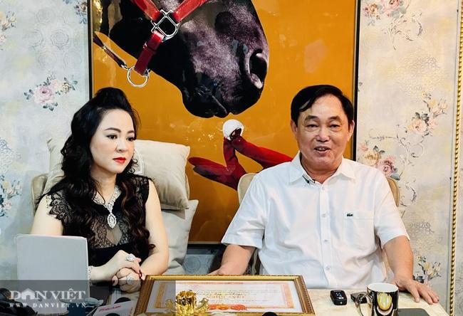 Ông Dũng 'lò vôi' tuyên bố trả lại giấy khen cho tỉnh Bình Thuận - Ảnh 1.