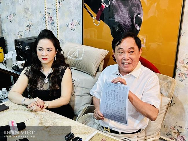 Ông Dũng 'lò vôi' tuyên bố trả lại giấy khen cho tỉnh Bình Thuận - Ảnh 3.