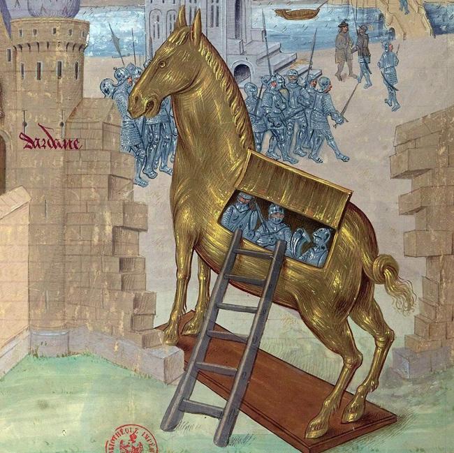Điểm lại những trận đánh làm rung chuyển châu Âu thời cổ đại - Ảnh 1.
