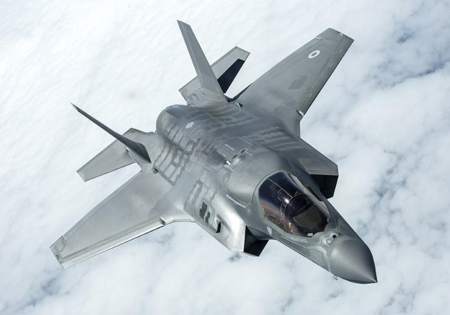 Rút cục chiến đấu cơ F-35 của Mỹ là tiêm kích hay cường kích? - Ảnh 13.