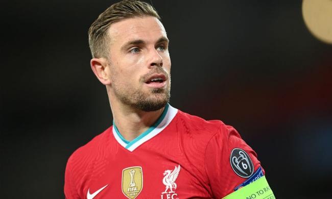 Đội trưởng Liverpool nguy cơ mất EURO.