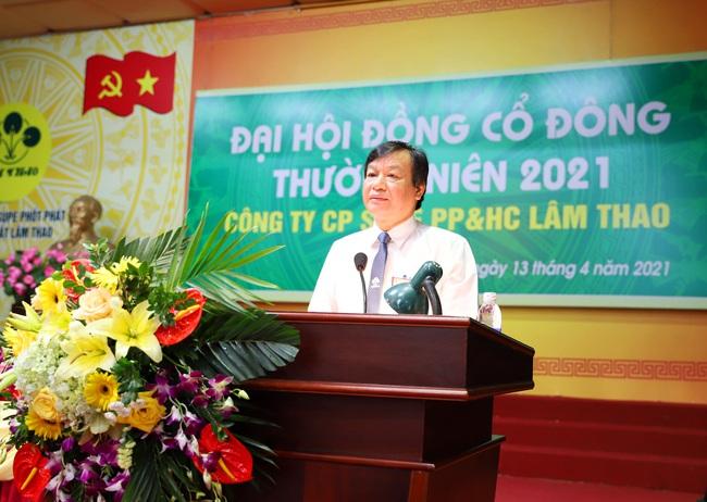 (gop) Supe Lâm Thao phấn đấu lợi nhuận trước thuế 36 tỷ đồng - Ảnh 3.
