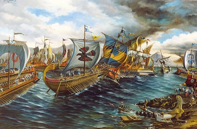 Điểm lại những trận đánh làm rung chuyển châu Âu thời cổ đại - Ảnh 4.