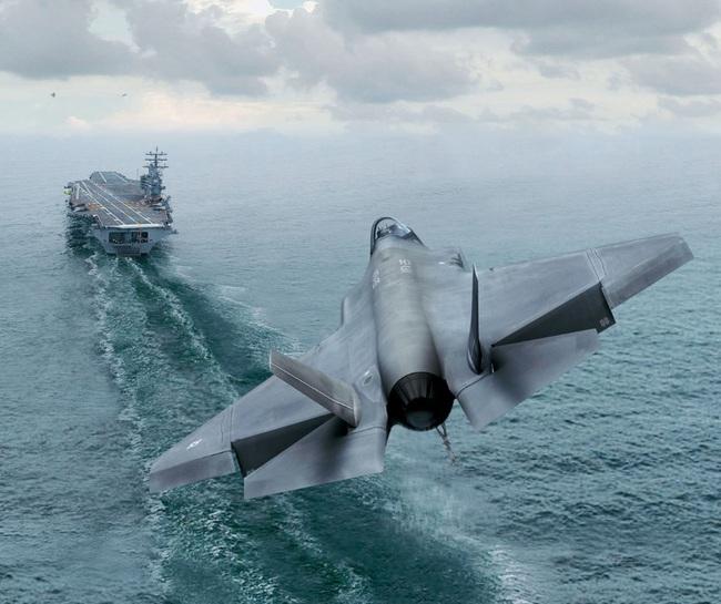 Rút cục chiến đấu cơ F-35 của Mỹ là tiêm kích hay cường kích? - Ảnh 4.