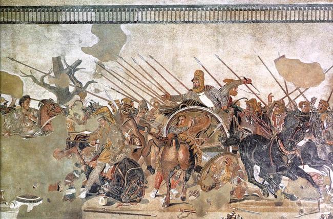 Điểm lại những trận đánh làm rung chuyển châu Âu thời cổ đại - Ảnh 5.