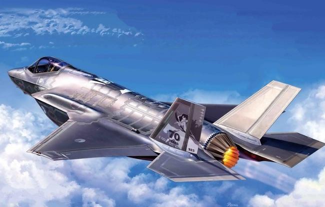 Rút cục chiến đấu cơ F-35 của Mỹ là tiêm kích hay cường kích? - Ảnh 5.