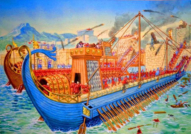 Điểm lại những trận đánh làm rung chuyển châu Âu thời cổ đại - Ảnh 6.