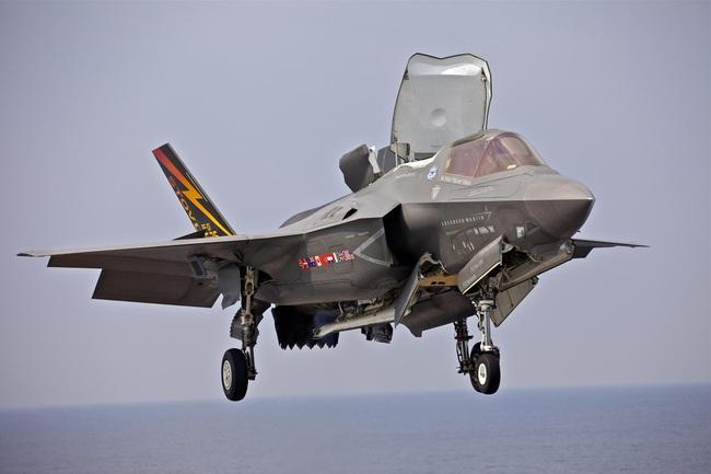 Rút cục chiến đấu cơ F-35 của Mỹ là tiêm kích hay cường kích? - Ảnh 6.
