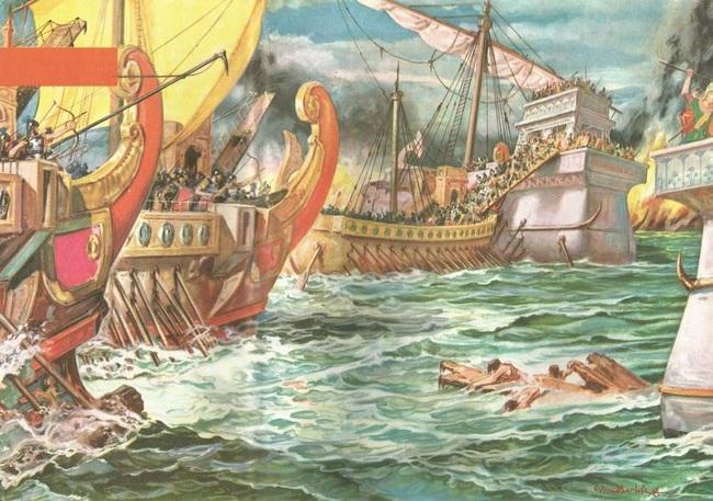Điểm lại những trận đánh làm rung chuyển châu Âu thời cổ đại - Ảnh 8.