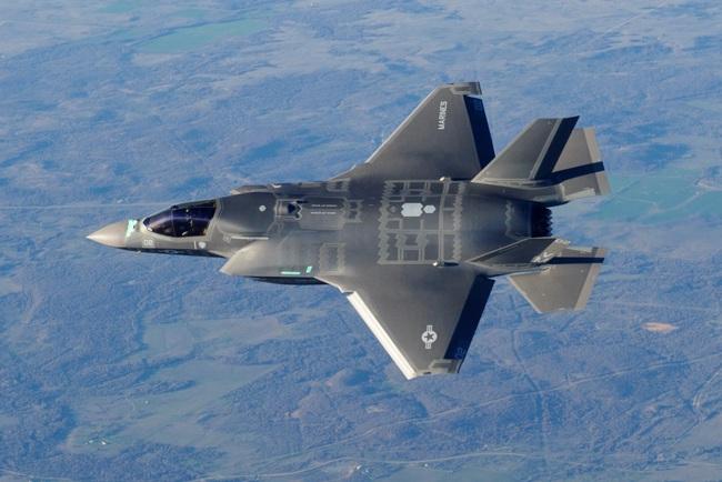 Rút cục chiến đấu cơ F-35 của Mỹ là tiêm kích hay cường kích? - Ảnh 9.
