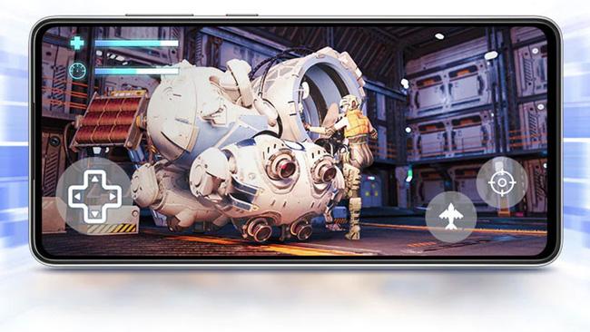 Cận cảnh Galaxy A72, siêu phẩm đáng mua nhất phân khúc tầm trung - Ảnh 6.