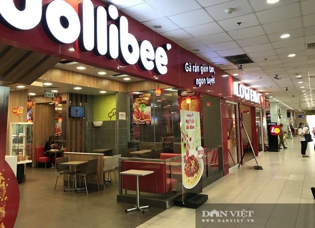 Chen nhau ở ngã tư Sài Gòn, bộ ba Lotteria, KFC, Jolibee đang làm ăn ra sao? - Ảnh 1.