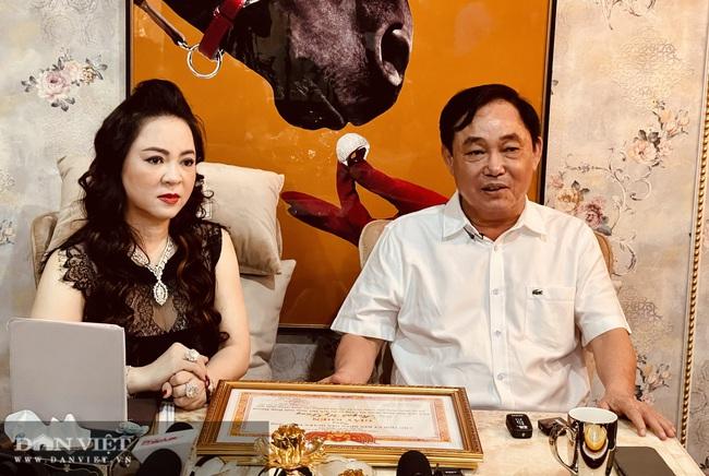 Ông Dũng 'lò vôi' thách ông Võ Hoàng Yên chữa khỏi bệnh cho 100 người thì sẽ hiến nửa tài sản và lạy 1.000 lần - Ảnh 1.