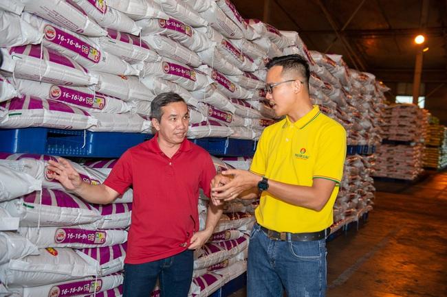 Lô hàng NPK Cà Mau đầu tiên: Thêm lựa chọn, tăng lợi ích cho nhà nông - Ảnh 2.