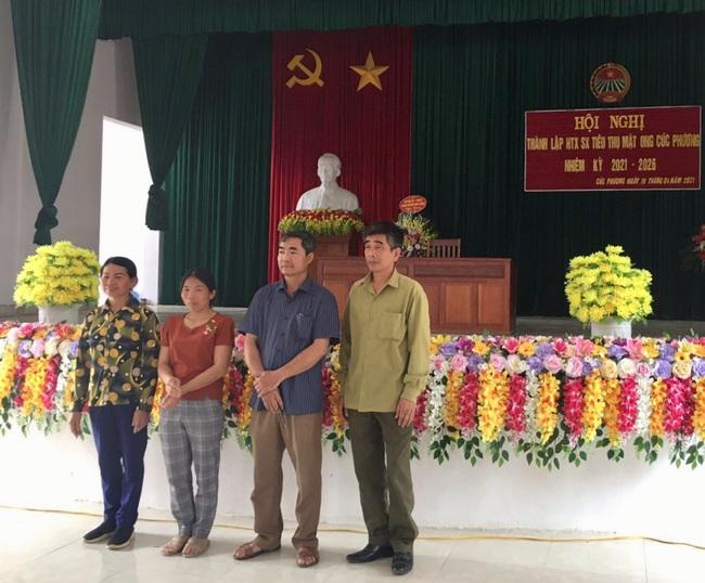 Ninh Binh: Thành lập Hợp tác xã sản xuất, tiêu thụ mật ong Cúc Phương - Ảnh 2.