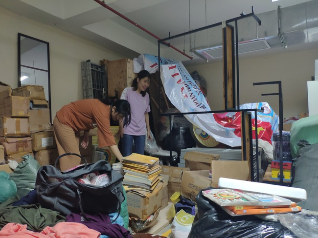 Báo NTNN/Điện tử Dân Việt: Trao giấy khen cho các cộng tác viên thiện nguyện có thành tích nổi bật - Ảnh 14.