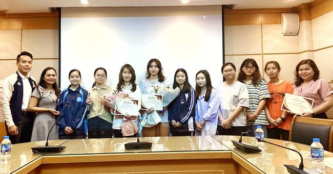 Báo NTNN/Điện tử Dân Việt: Trao giấy khen cho các cộng tác viên thiện nguyện có thành tích nổi bật - Ảnh 6.