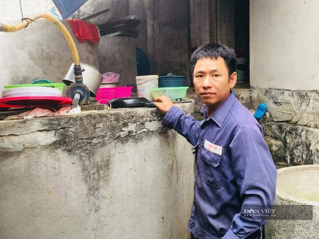 """Ninh Bình: Hơn 100 hộ dân ở xã nông thôn mới """"khát"""" nước sạch - Ảnh 1."""