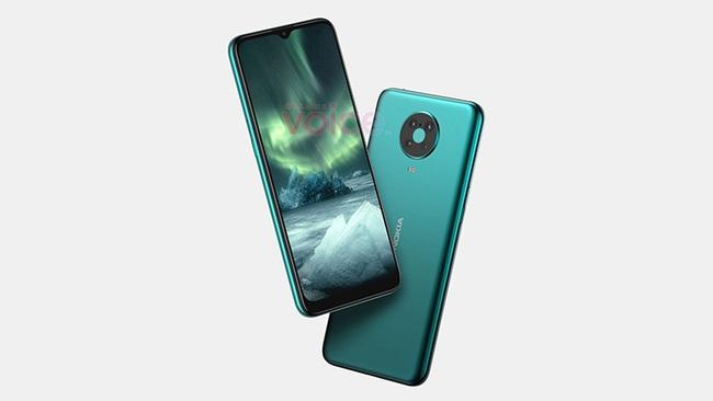 Cận cảnh Nokia G20 - Siêu phẩm giá rẻ mới của Nokia với cấu hình cực ngon - Ảnh 2.