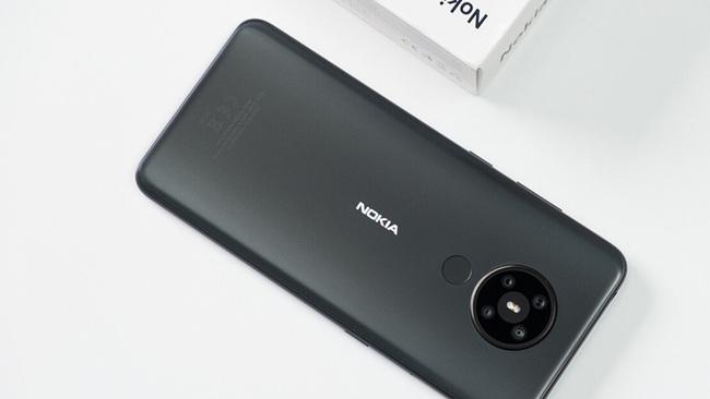 Cận cảnh Nokia G20 - Siêu phẩm giá rẻ mới của Nokia với cấu hình cực ngon - Ảnh 3.