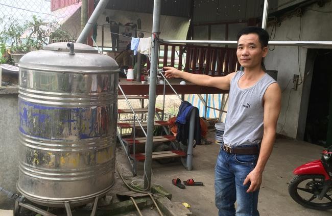 """Ninh Bình: Hơn 100 hộ dân ở xã nông thôn mới """"khát"""" nước sạch - Ảnh 3."""