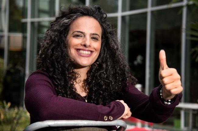 Nữ đội trưởng xinh đẹp, quyền lực nhất bóng đá Palestine - Ảnh 4.