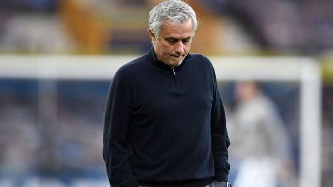 Mourinho sẵn sàng cho công việc mới.