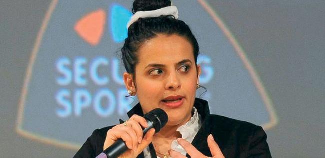 Nữ đội trưởng xinh đẹp, quyền lực nhất bóng đá Palestine - Ảnh 2.