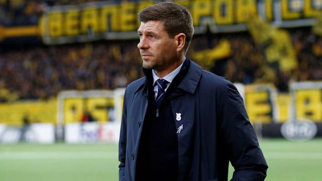 Gerrard được xem là phù hợp với Tottenham.