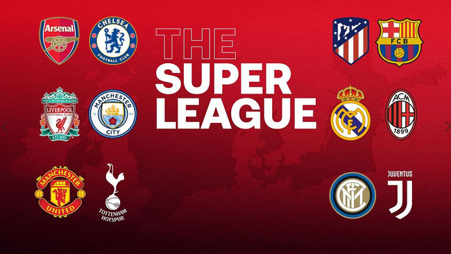 12 đội tham gia Super League.