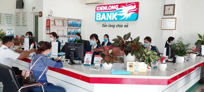 Xử lý hết tài sản đảm bảo là cổ phiếu Sacombank, Kienlongbank báo lãi quý 1 lên tới 702,62 tỷ đồng - Ảnh 3.