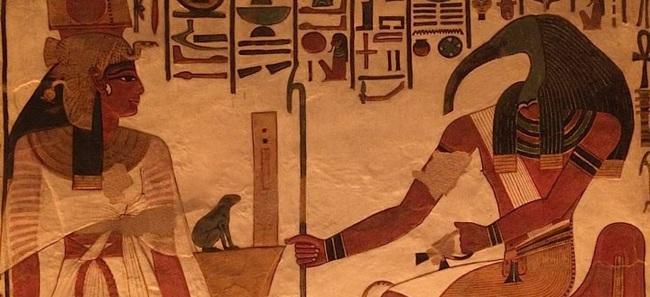 Lộ lý do cả nam, nữ Ai Cập cổ đại rất thích trang điểm - Ảnh 3.