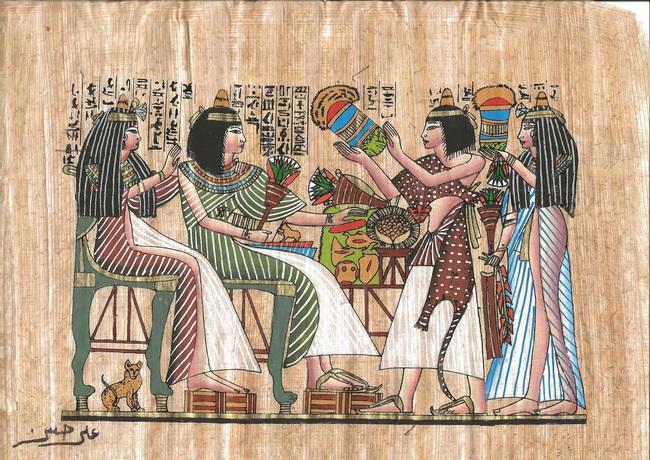Lộ lý do cả nam, nữ Ai Cập cổ đại rất thích trang điểm - Ảnh 9.
