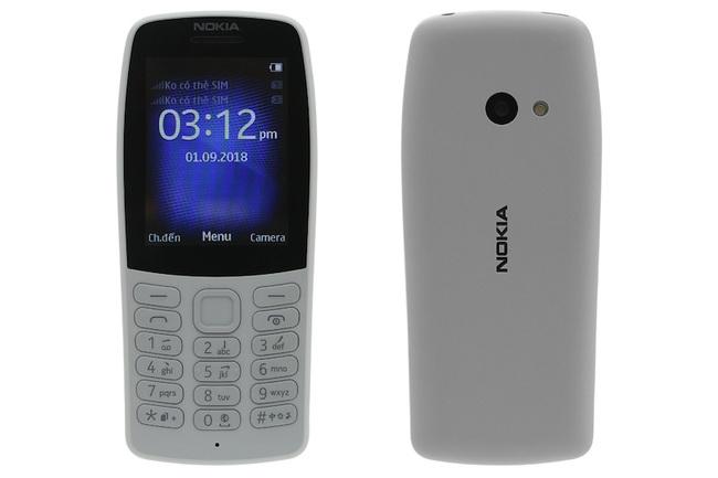 Top điện thoại phổ thông Nokia tốt nhất 2021: Pin trâu, sóng khỏe, giá siêu rẻ - Ảnh 8.