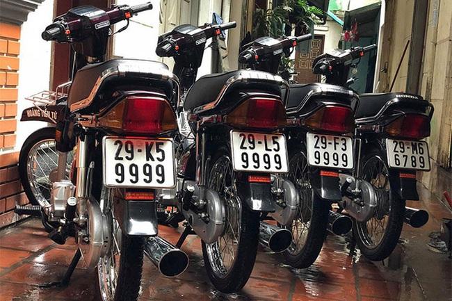 Những chiếc Honda Dream đắt nhất Việt Nam: 1,2 tỉ chưa phải con số cao nhất - Ảnh 5.