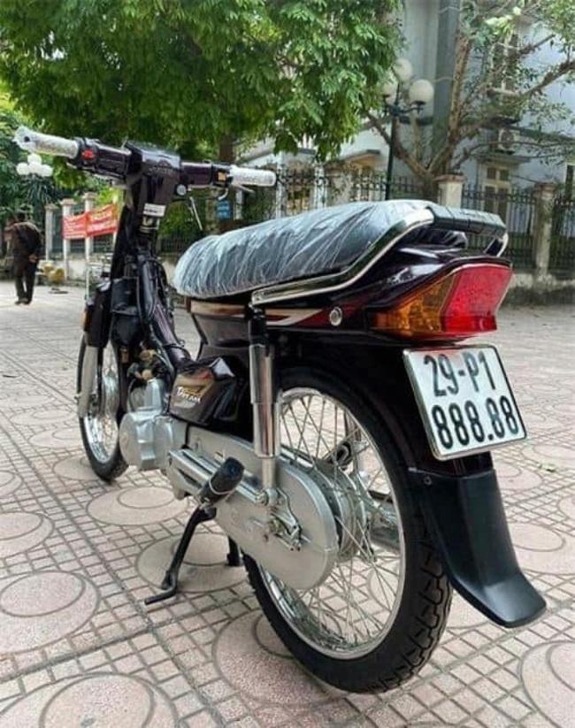 Những chiếc Honda Dream đắt nhất Việt Nam: 1,2 tỉ chưa phải con số cao nhất - Ảnh 4.