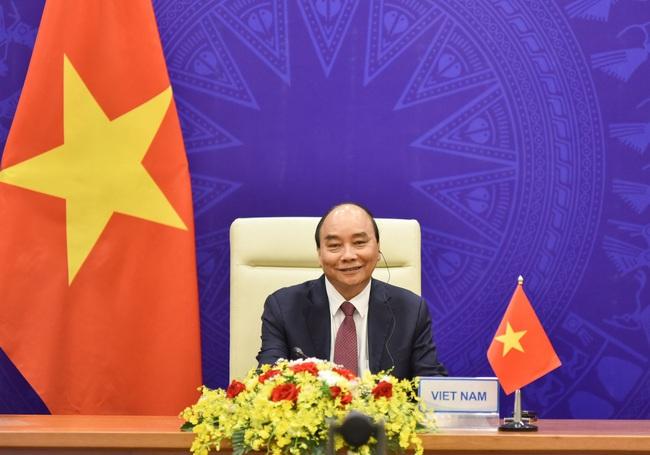 Chủ tịch nước Nguyễn Xuân Phúc dự Hội nghị thượng đỉnh Khí hậu theo lời mời của Tổng thống Mỹ Biden - Ảnh 1.