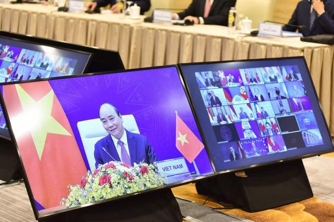 Chủ tịch nước Nguyễn Xuân Phúc dự Hội nghị thượng đỉnh Khí hậu theo lời mời của Tổng thống Mỹ Biden - Ảnh 2.
