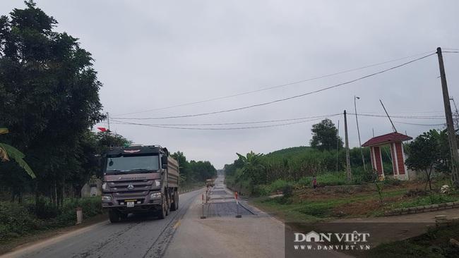 Nghệ An: Xử lý nhiều xe quá khổ, quá tải trên đường Hồ Chí Minh sau phản ánh của Dân Việt - Ảnh 3.