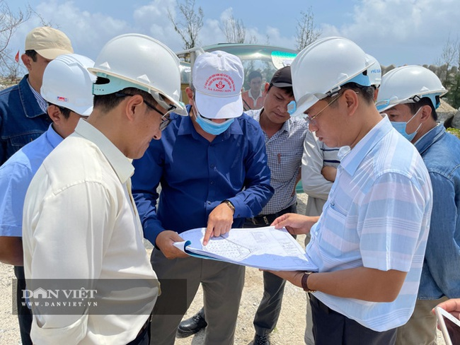 Dự án qua 6 đời chủ tịch tỉnh vẫn nham nhở: Không thể hoàn thành trong năm 2021  - Ảnh 3.