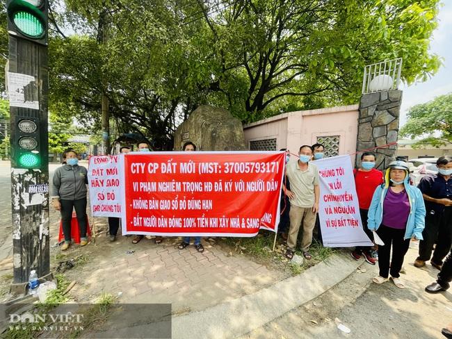 Mua đất hơn 10 năm chưa được giao sổ, người dân cầu cứu Thủ tướng Phạm Minh Chính - Ảnh 3.