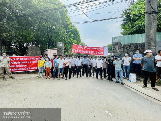 Mua đất hơn 10 năm chưa được giao sổ, người dân cầu cứu Thủ tướng Phạm Minh Chính - Ảnh 1.